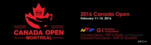 Canada Open 2016